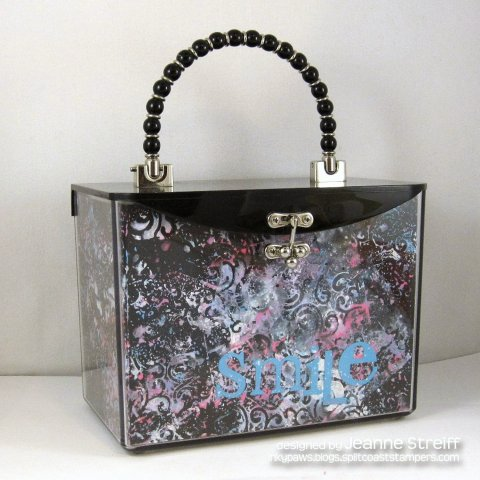 Smile Purse Jeanne_Streiff
