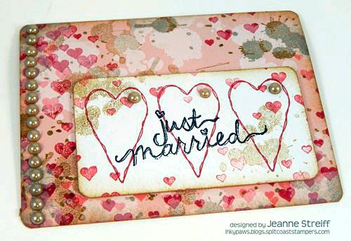 Just Married Jeanne_Streiff 1