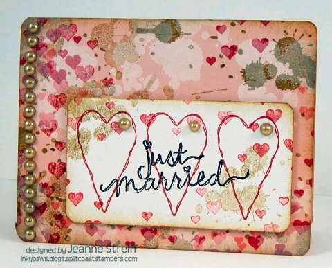 Just Married Jeanne_Streiff
