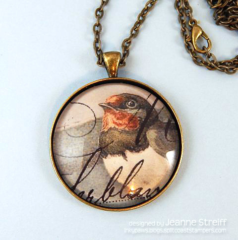 Bird Necklace Jeanne_Streiff