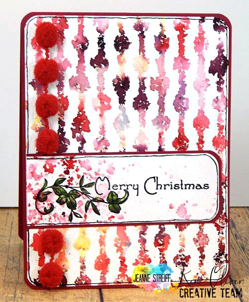 Christmas Cards card 2 Jeanne_Streiff