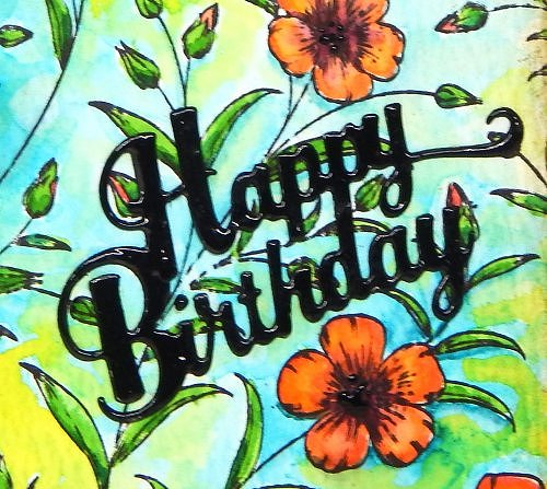 WM Birthday Flowers Jeanne_Streiff peek