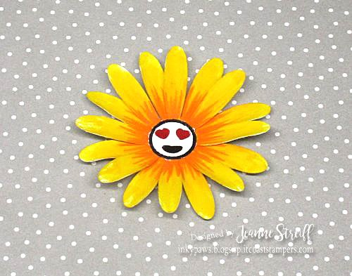 5 Daisy Bookmark Card Jeanne_Streiff