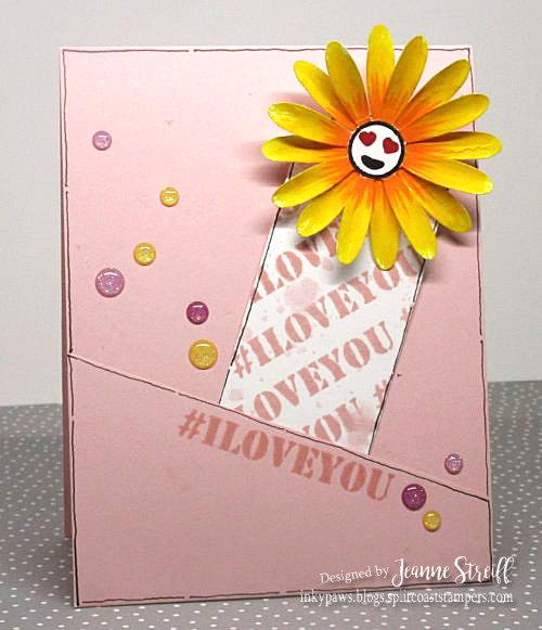 8 Daisy Bookmark Card Jeanne_Streiff