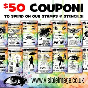 Visible Image - $50 coupon